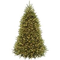 7 ft. Dunhill(R) Fir Tree with Clear Lights - green