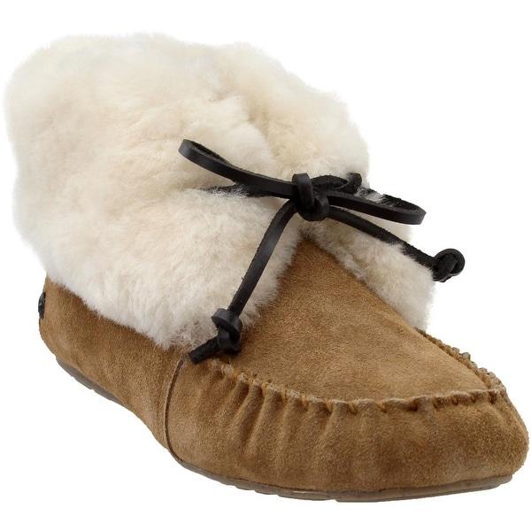 emu slippers womens