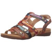 L'Artiste by Spring Step Women's Gipsy Flat Sandal