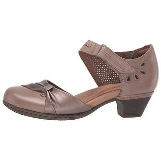 Link to Cobb Hill Women's Abbott 2 Piece Bow Pump Similar Items in Women's Shoes
