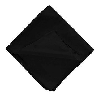 Daily Basic Special Edition Solid 100% Cotton Premium 22 x 22 Cloth Napkins - 12 Pack - One Size Fits Most