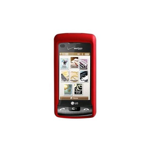 OEM LG enV Touch VX11000 Snap-On Case - Red