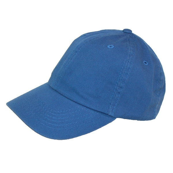 CTM® Cotton Basic Lightweight Baseball Cap