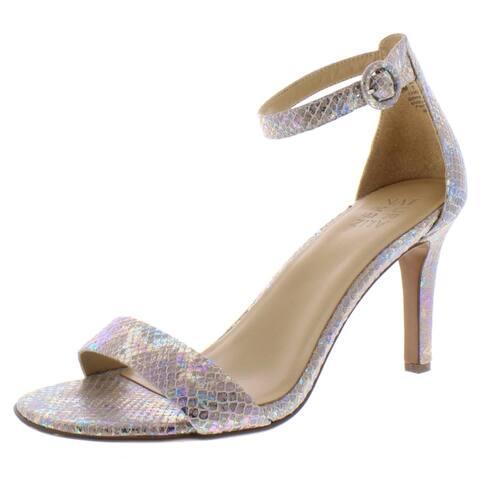 Naturalizer Womens Kinsley Dress Sandals Ankle Strap