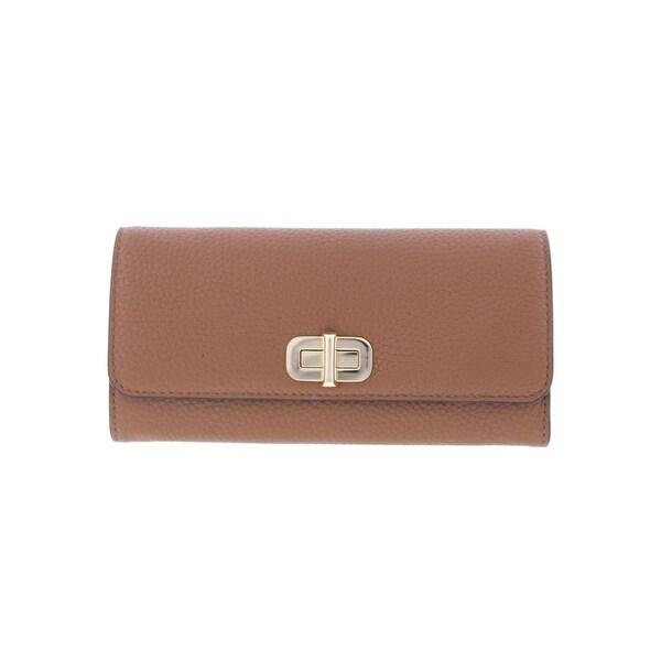 Michael Kors Womens Sullivan Clutch Wallet Leather Carryall - o/s