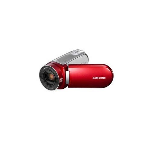 Samsung SC-MX10R Camcorder Red