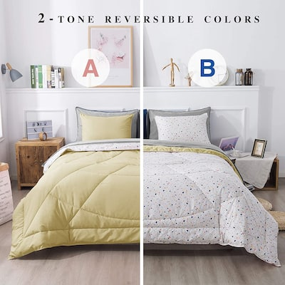 Kasentex Bed in a Bag - Reversible - 5 or 7 Piece