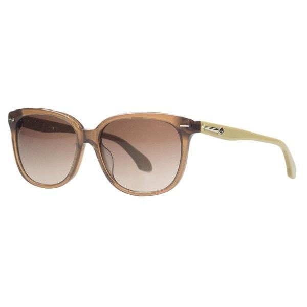 15540293cf3a9 Calvin Klein CK 4215 S 237 Clear Brown Wayfarer Sunglasses - clear brown