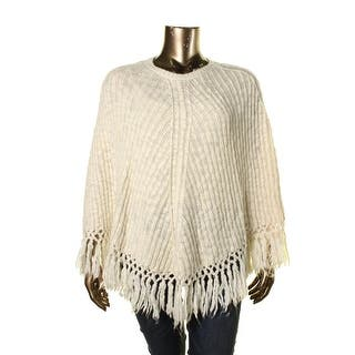 LRL Lauren Jeans Co. Womens Poncho Sweater Wool Knit|https://ak1.ostkcdn.com/images/products/is/images/direct/d40e40169f3b790215dc7601fce7c598eec80c4d/LRL-Lauren-Jeans-Co.-Womens-Wool-Knit-Poncho-Sweater.jpg?impolicy=medium