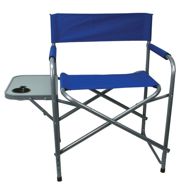 Shop Tex Sport Chair Steel Directors W Table 15157