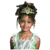 Princess Tiana Tiara Child Costume Accessory