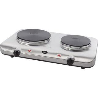Jarden Consumer Solutions Ss Double Range Burner CKSTBUDS00-NP Unit: EACH