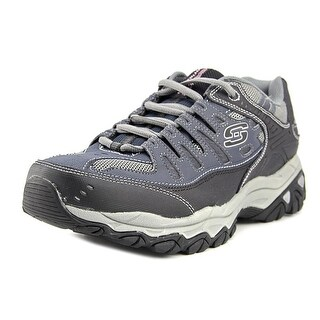 Skechers After Burn M.Fit    Round Toe Synthetic  Sneakers