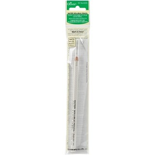 Water-Soluble Pencil-White