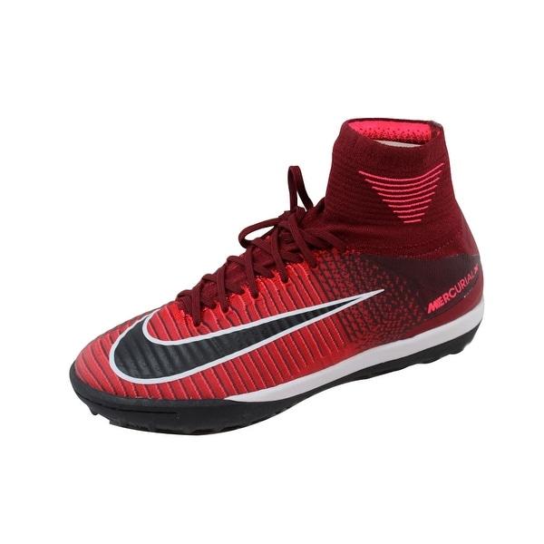 Nike Men's Mercurial X Proximo II 2 DF TF Team Red/Black-Racer Pink 831977-606