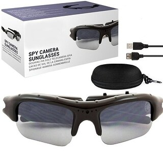 Spy Action HD Video Recording Sunglasses