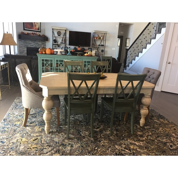 Signature Design by Ashley Mestler Antique Dining Room Dining