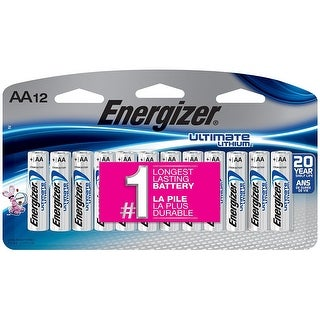 Energizer-Batteries - L91sbp-12