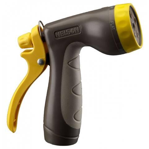 Nelson 50106 Multi-Pattern Rear Trigger Spray Nozzle