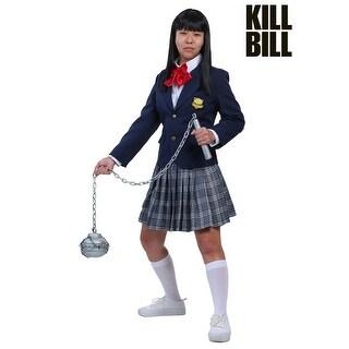 Kill Bill Gogo Yubari Costume for Women