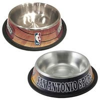 San Antonio Spurs Dog Bowl