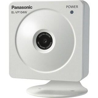 Panasonic BL-VP104WP HD H.264 Wireless Network Camera