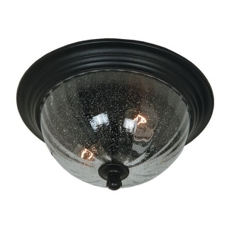 Artcraft Lighting AC8566 Anapolis 2 Light Flush Mount Ceiling Fixture