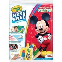 Mickey Mouse 30357880 Crayola Color Wonder Book