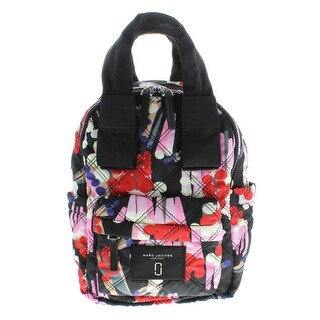 Marc Jacobs Womens Backpack Printed Quilted
