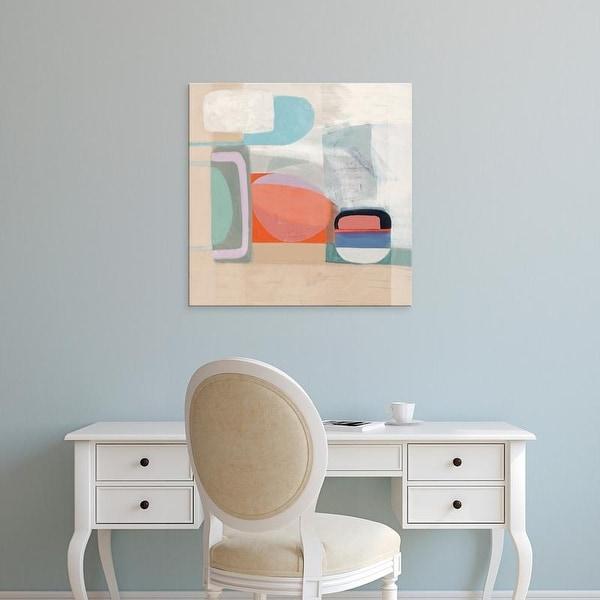 Easy Art Prints Victoria Borges's 'Multiform IV' Premium Canvas Art