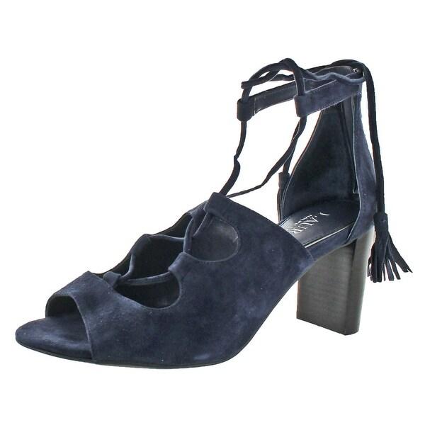 Laurel Ralph Lauren Hasel Women's Ghillie Sandals