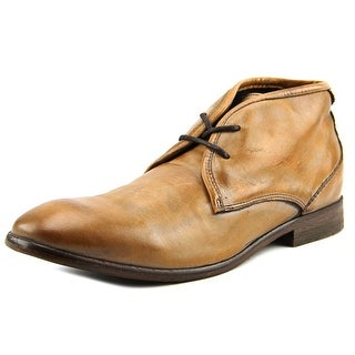 H by Hudson Cruise Round Toe Leather Chukka Boot