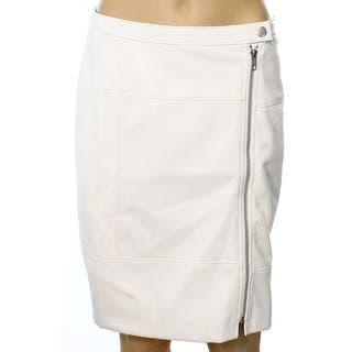 INC NEW White Women's Size 2 A-Line Full-Zipped Faux-Leather Skirt|https://ak1.ostkcdn.com/images/products/is/images/direct/d41c2c869859343df840f91e8a4d799f894a7fc7/INC-NEW-White-Women%27s-Size-2-A-Line-Full-Zipped-Faux-Leather-Skirt.jpg?impolicy=medium