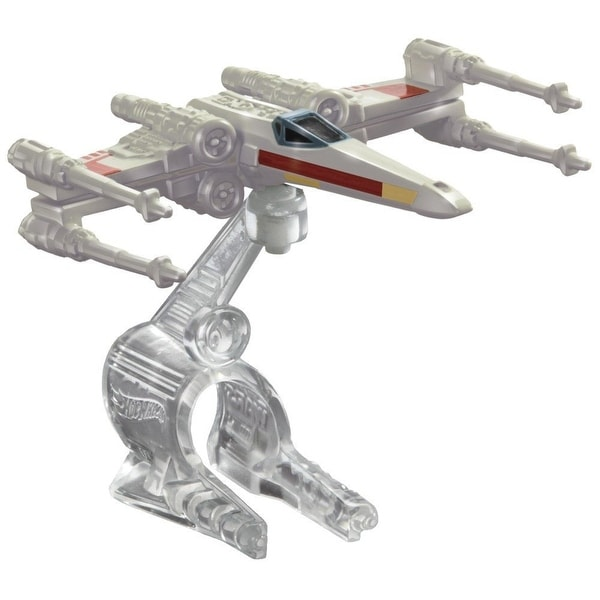 9b351c1a7c53 Shop Star Wars Hot Wheels Vehicles: X-Wing Fighter Red 3 - Multi - Free  Shipping On Orders Over $45 - Overstock - 13783901