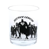 DC Comics Justice League Whiskey Tumbler - Multi