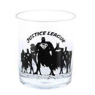DC Comics Justice League Whiskey Tumbler - Multi