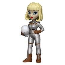 Funko Rock Candy: 1965 Barbie Astronaut Action Figure