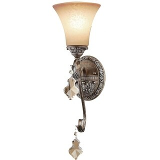 Artcraft Lighting AC1467 Vienna 1 Light Wall Sconce