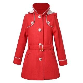 Richie House Girls' Winter padding jacket