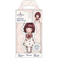 Gorjuss Santoro Rubber Stamp-No. 57 Little Heart