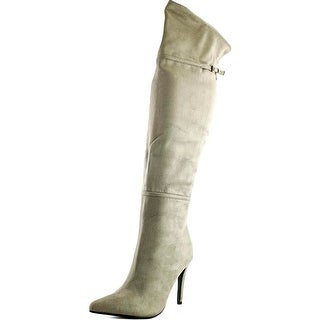 Chinese Laundry Center Stage Women Pointed Toe Synthetic Over the Knee Boot