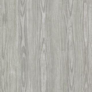 Brewster HZN43055 Tanice Grey Faux Wood Texture Wallpaper