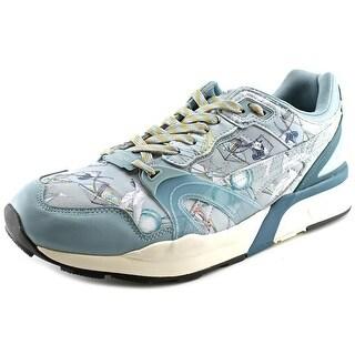 Puma Xt2+ X Swash Os Men Round Toe Leather Blue Sneakers