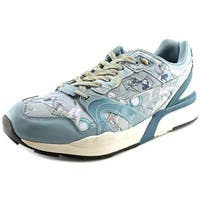 Puma Xt2+ X Swash Os Men  Round Toe Leather Blue Sneakers