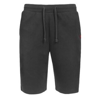 NE PEOPLE Mens Casual Classic Fit Cotton Elastic Gym Shorts [NEMP19] (More options available)