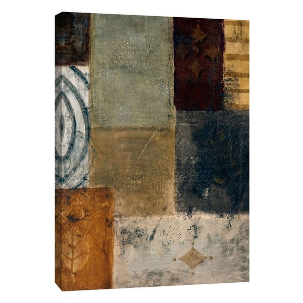 "PTM Images 9-105252 PTM Canvas Collection 10"" x 8"" - ""Yesterday I"" Giclee Abstract Art Print on Canvas"