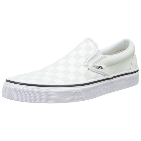ce9e0b2f539a41 Shop Vans Unisex Classic Slip-On (Perf Leather) Skate Shoe - 8 women ...