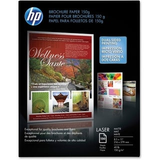 HP Broshure Laser Paper Matter 150st (Kit) Brochure Paper