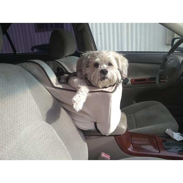 Shop Snoozer Buckskin High Back Console Dog Car Seat