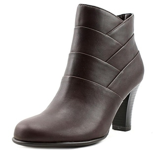 A2 By Aerosoles Best Role   Round Toe Synthetic  Bootie